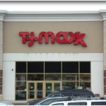One of Hundreds of TJ Maxx Store Signs Fabricated by American Sign, Inc.