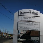 sign for Neuro-Spinal