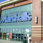 Sign installation done for Marshalls
