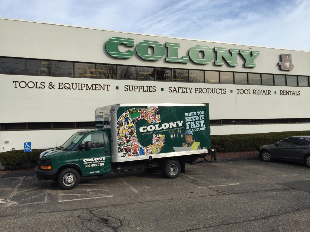 Vehicle Wraps – American Sign, Inc